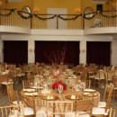 130x130 sq 1395885485949 rh wide shot of ballroom with gold table