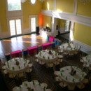 130x130 sq 1395885526906 grand ballroom with tables and dance floor in bac