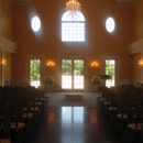 130x130 sq 1395885678046 grand ballroom ceremony with light coming i