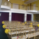 130x130 sq 1395885695852 grand ballroom ceremony with yellow flower