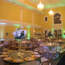 130x130 sq 1395885705096 ballroom with tables and tall flower