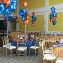 130x130 sq 1395886042887 corporate orange and blue balloon