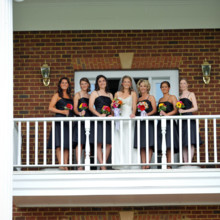 220x220 sq 1478708847878 front balcony with bridal party