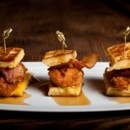 130x130 sq 1453253847021 1408635075003 pork slope chicken waffle sliders by