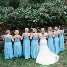 220x220 sq 1487795511615 michele chad bridal party 0071