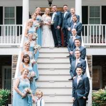 220x220 sq 1487795511830 michele chad bridal party 0021