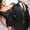 130x130 sq 1387143646144 tony bowls genesis fitted tuxedo silver ves