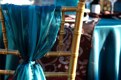 """Dress My Chair"" Party Rentals & Fine Linens"