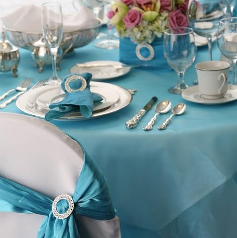 "photo 4 of ""Dress My Chair"" Party Rentals & Fine Linens"