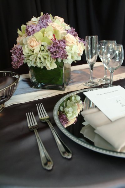 "photo 7 of ""Dress My Chair"" Party Rentals & Fine Linens"