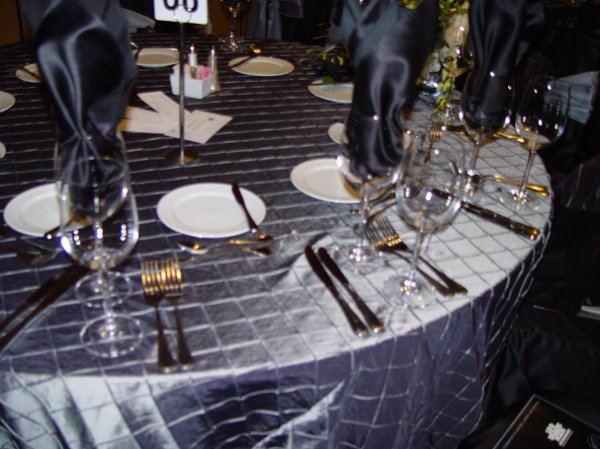 "photo 10 of ""Dress My Chair"" Party Rentals & Fine Linens"