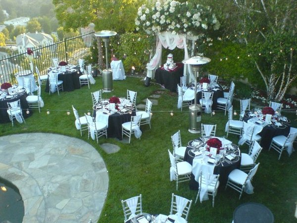 "photo 47 of ""Dress My Chair"" Party Rentals & Fine Linens"