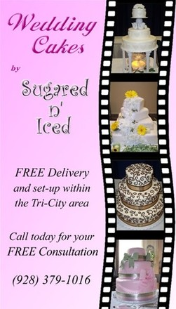 Wedding Cakes Prescott Az