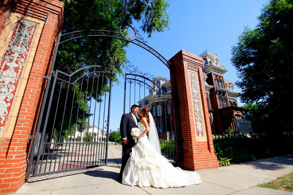 Wedding Dresses Joliet Il : Jacob henry mansion estate reviews chicago venue eventwire