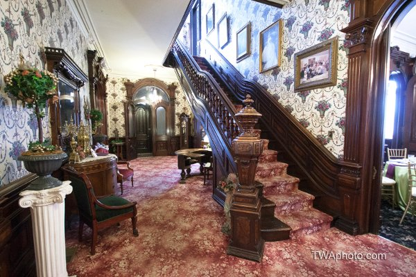 Jacob Henry Mansion Estate Joliet Il Wedding Venue