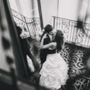 130x130 sq 1430873599885 bride and groom kissing