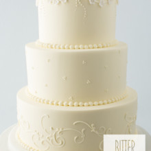 220x220 sq 1493825470881 weddingbuttercream detail