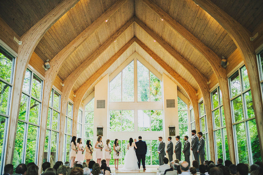 Glass Chapel Venue Broken Arrow Ok Weddingwire