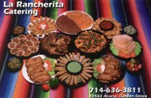 La Rancherita Catering photo