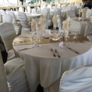 130x130 sq 1490716199640 gd gold blush round table