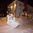 130x130 sq 1490799856609 winter wedding kiss