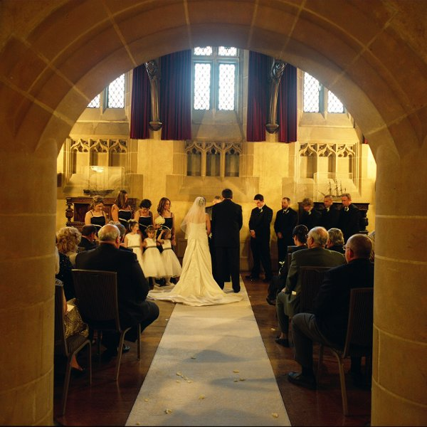 Meadow Brook Hall, Wedding Ceremony & Reception Venue