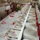 130x130 sq 1391268773631 chair cover table to