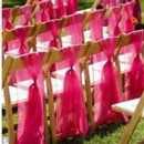 130x130 sq 1391268810063 folding wood brown chairs fushia sas