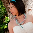Bride in Enchanted Forest Jewelry