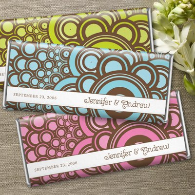 WhimsyWraps - personalized chocolates