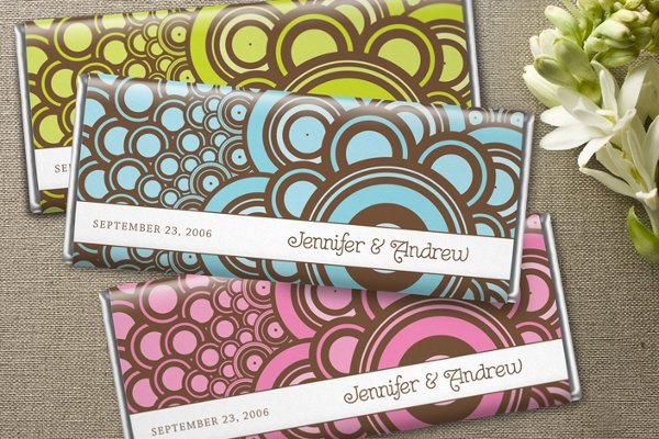 photo 1 of WhimsyWraps - personalized chocolates
