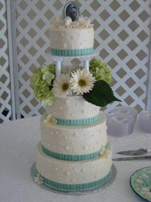 backwoods bakery wedding cake illinois springfield champaign