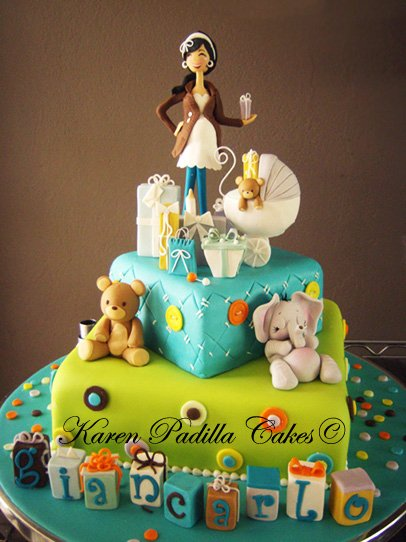 walmart bakery baby cake ideas and designs