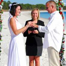 220x220 sq 1421168170561 ann and troys wedding carrabelle beach 12 13 14cor