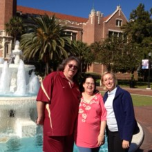 220x220 sq 1421251359616 drew and andrea nov 11 2011 fsu campus