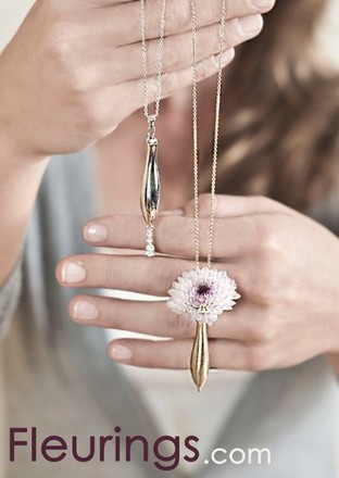 Fleurings Jewelry... add water, add flowers, add you!