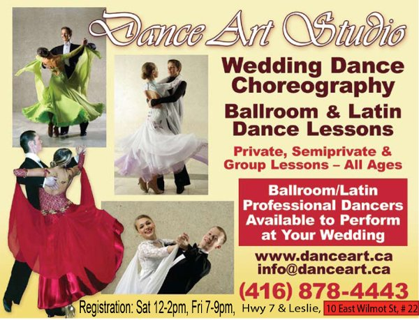 photo 1 of Wedding dance/Ballroom, latin, salsa dance shows/Toronto