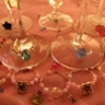 Wine Glass Charms by Cusack