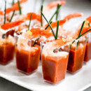 130x130 sq 1432248365952 shrimp gazpacho shooters