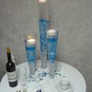 130x130 sq 1402360355964 3 piece pilsner wblue gel beading