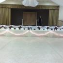 130x130 sq 1402399368259 leah  george wedding bridal table