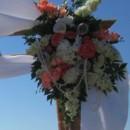 130x130 sq 1402401721082 vintage arch florals wpearls