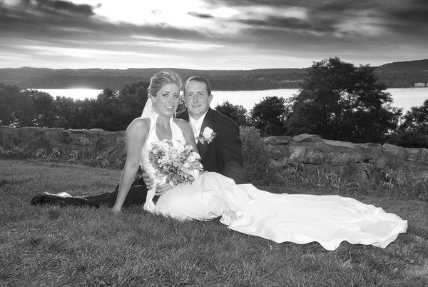 1378919130436 Black  White Sunset Shot Beacon wedding venue