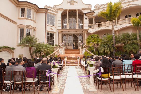 Wedding Venues Orange County Minimalist