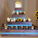 130x130_sq_1326143890423-weddingcupcakewoodstandbluesunflowers