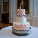 130x130 sq 1415301452377 wedding cake rosette pink
