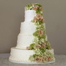 130x130 sq 1415301471458 white wedding cake