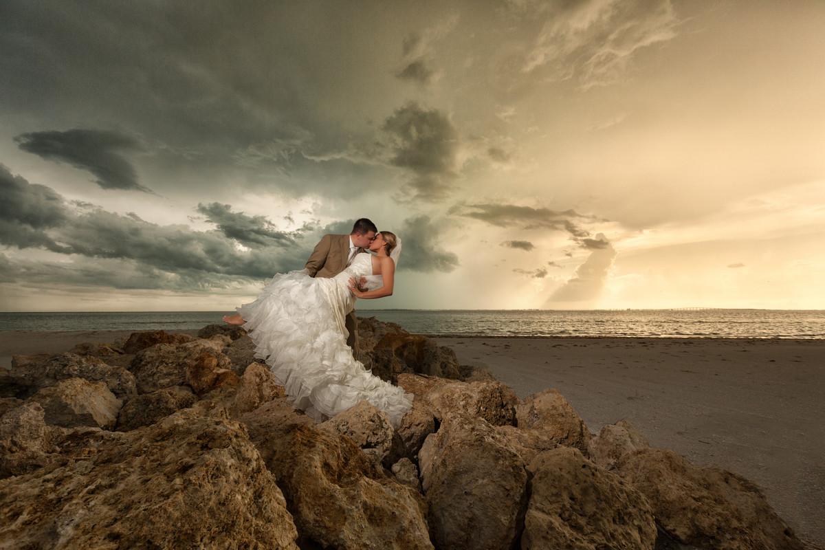 Spotlight Wedding Photographers Near Sanibel Joe Capasso Photography