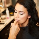 130x130 sq 1461097927486 bride having her makeup done by makeup artist lisa