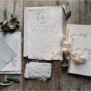 130x130 sq 1444003633507 italian handmade paper calligraphy invitation suit